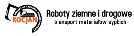 Kocjan – Roboty ziemne i drogowe – transport – rozbiórki i wyburzenia